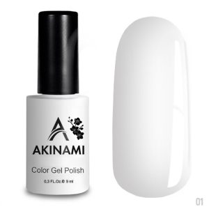 Гель-лак Akinami - Арт. AСG001