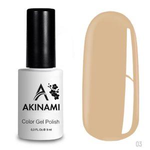 Гель-лак Akinami - Арт. AСG003