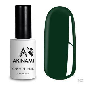 Гель-лак Akinami - Арт. AСG102