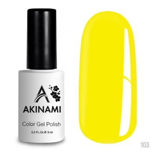 Гель-лак Akinami - Арт. AСG103