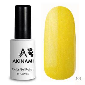 Гель-лак Akinami - Арт. AСG104