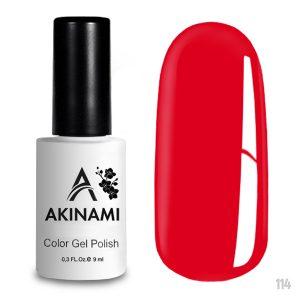 Гель-лак Akinami - Арт. AСG114