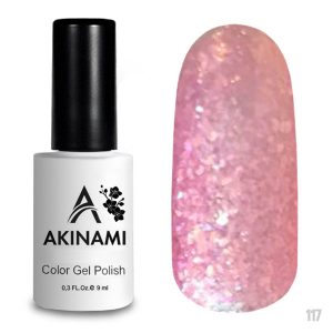Гель-лак Akinami - Арт. AСG117