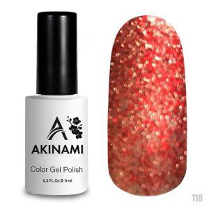 Гель-лак Akinami - Арт. AСG118