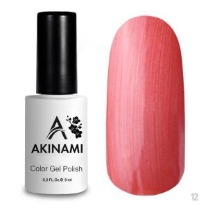 Гель-лак Akinami - Арт. AСG012
