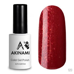 Гель-лак Akinami - Арт. AСG120