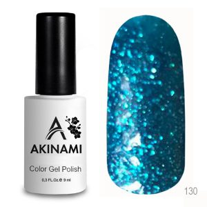 Гель-лак Akinami - Арт. AСG130