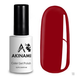 Гель-лак Akinami - Арт. AСG018