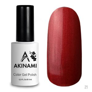 Гель-лак Akinami - Арт. AСG021