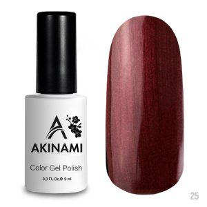 Гель-лак Akinami - Арт. AСG025