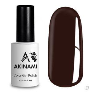 Гель-лак Akinami - Арт. AСG027