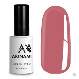 Гель-лак Akinami - Арт. AСG035