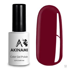 Гель-лак Akinami - Арт. AСG051