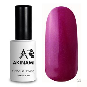 Гель-лак Akinami - Арт. AСG053