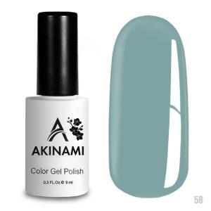Гель-лак Akinami - Арт. AСG058