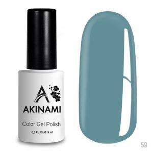 Гель-лак Akinami - Арт. AСG059
