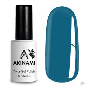 Гель-лак Akinami - Арт. AСG064
