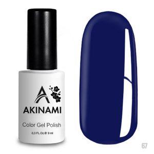 Гель-лак Akinami - Арт. AСG067