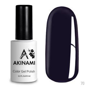 Гель-лак Akinami - Арт. AСG070