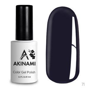 Гель-лак Akinami - Арт. AСG071