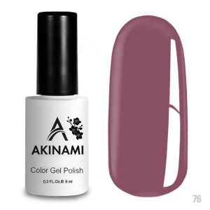 Гель-лак Akinami - Арт. AСG076