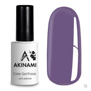 Гель-лак Akinami - Арт. AСG078