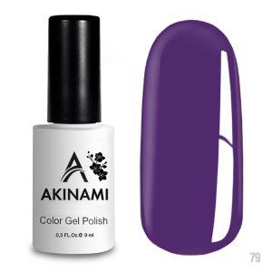 Гель-лак Akinami - Арт. AСG079