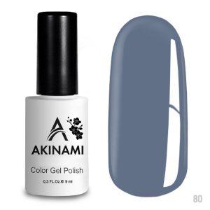 Гель-лак Akinami - Арт. AСG080