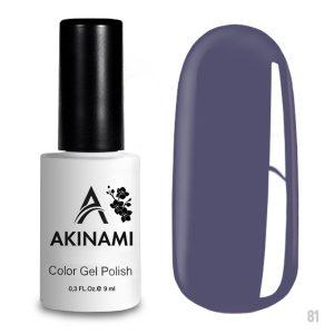 Гель-лак Akinami - Арт. AСG081
