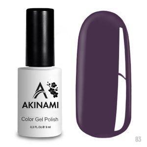 Гель-лак Akinami - Арт. AСG083