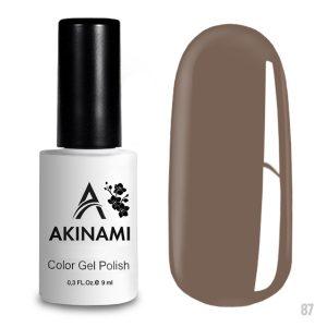 Гель-лак Akinami - Арт. AСG087