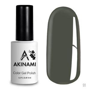 Гель-лак Akinami - Арт. AСG091