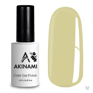 Гель-лак Akinami - Арт. AСG092