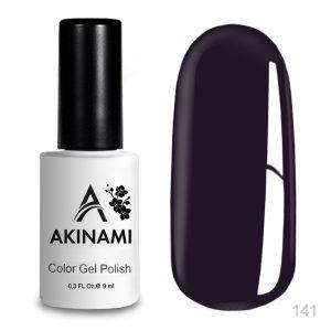 Гель-лак Akinami - Арт. AСG141 Blueberry