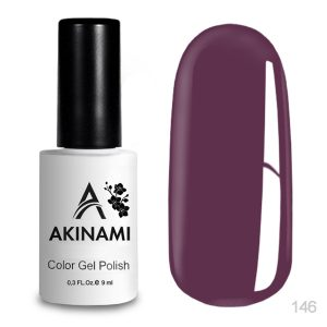Гель-лак Akinami - Арт. AСG146 Cherry Jam Lite