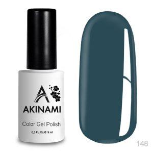 Гель-лак Akinami - Арт. AСG148 Spruce