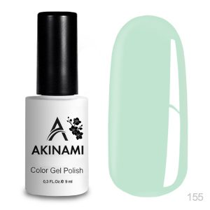 Гель-лак Akinami - Арт. AСG155 Light Mint