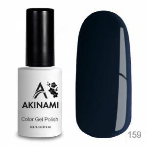 Гель-лак Akinami - Арт. AСG159 Noir