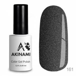 Гель-лак Akinami - Арт. AСG161 Black Metal