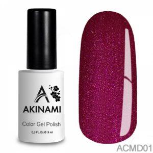 Гель-лак Akinami - Арт. ACMD01 Magic Dance 01