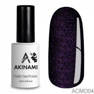 Гель-лак Akinami - Арт. ACMD04 Magic Dance 04