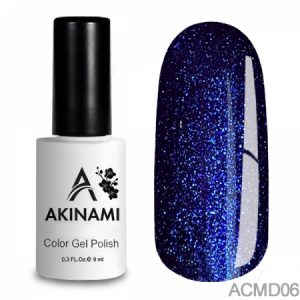 Гель-лак Akinami - Арт. ACMD06 Magic Dance 06
