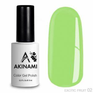 Гель-лак Akinami - Арт. ACEF02 Exotic Fruit 02