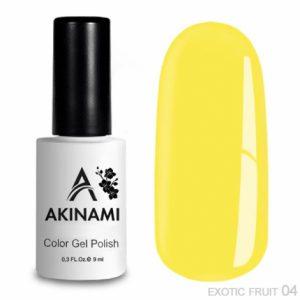 Гель-лак Akinami - Арт. ACEF04 Exotic Fruit 04
