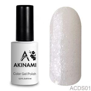 Гель-лак Akinami - Арт. ACDS01 Delicate Silk 01