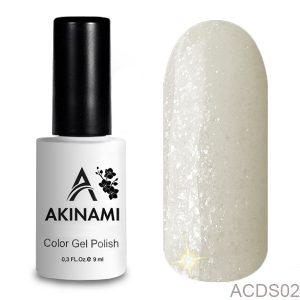 Гель-лак Akinami - Арт. ACDS02 Delicate Silk 02