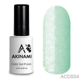 Гель-лак Akinami - Арт. ACDS04 Delicate Silk 04