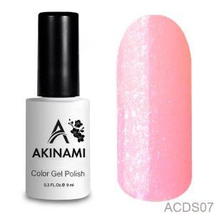 Гель-лак Akinami - Арт. ACDS07 Delicate Silk 07