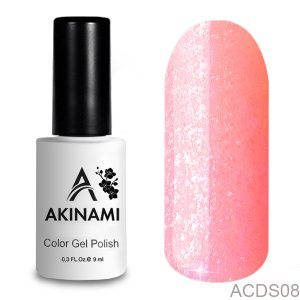 Гель-лак Akinami - Арт. ACDS08 Delicate Silk 08