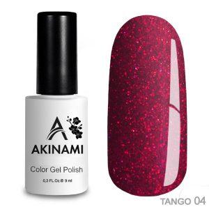 Гель-лак Akinami - Арт. ACTG04 Tango 04